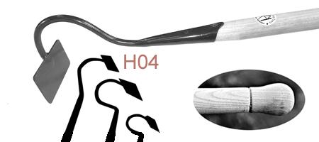 HO4 Swan-Necked Parsnip Hoe
